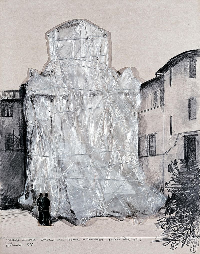 christo Christo, A Famous Artist That Leaves The World Of Design Mourning Spoleto