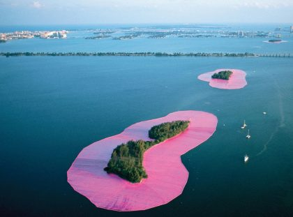 The Pink Islands - One Of Christo and Jeanne-Claude Most Iconic Works ft christo The Pink Islands – One Of Christo and Jeanne-Claude Most Iconic Works The Pink Islands One Of Christo and Jeanne Claude Most Iconic Works ft 420x311
