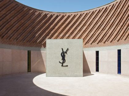 Yves Saint Laurent's Oasis-Like Museum by Studio KO ft yves saint laurent Yves Saint Laurent's Oasis-Like Museum by Studio KO Yves Saint Laurents Oasis Like Museum by Studio KO ft 420x311