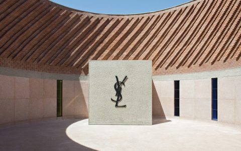 Yves Saint Laurent's Oasis-Like Museum by Studio KO ft yves saint laurent Yves Saint Laurent's Oasis-Like Museum by Studio KO Yves Saint Laurents Oasis Like Museum by Studio KO ft 480x300