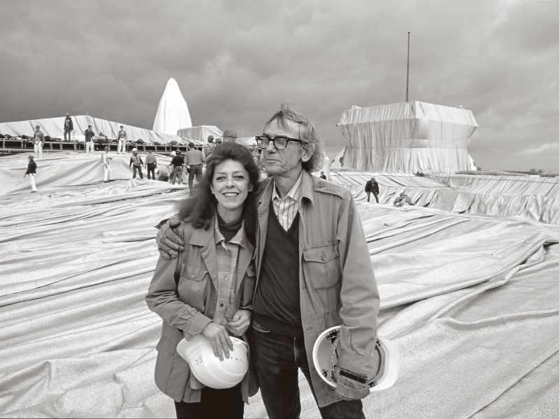 christo Christo – The Famous Artists Who Wrapped The World  christo jean