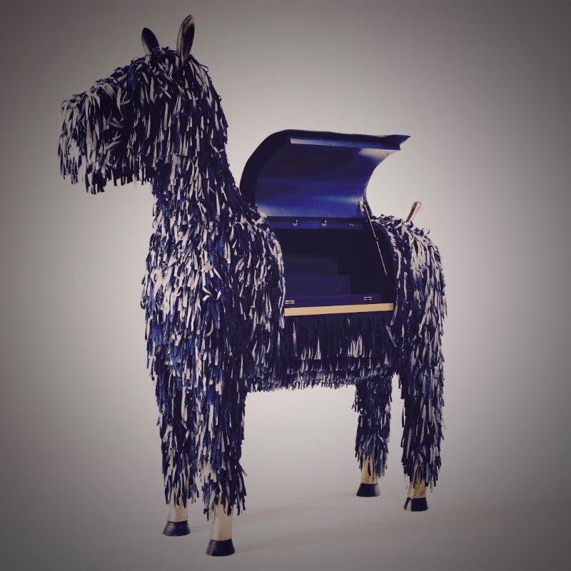'The Wild Rider', A Equestrian-Inspired Sculpture By Matteo Cibic (3) matteo cibic 'The Wild Rider', A Equestrian-Inspired Sculpture By Matteo Cibic    The Wild Rider    A Equestrian Inspired Sculpture By Matteo Cibic 3
