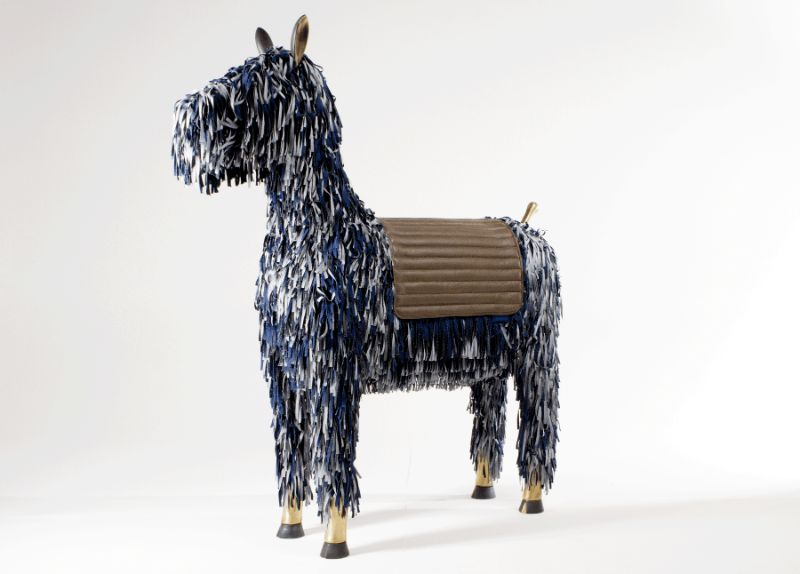 'The Wild Rider', A Equestrian-Inspired Sculpture By Matteo Cibic (5) matteo cibic 'The Wild Rider', A Equestrian-Inspired Sculpture By Matteo Cibic    The Wild Rider    A Equestrian Inspired Sculpture By Matteo Cibic 5
