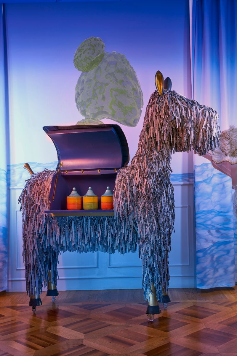 'The Wild Rider', A Equestrian-Inspired Sculpture By Matteo Cibic (9) matteo cibic 'The Wild Rider', A Equestrian-Inspired Sculpture By Matteo Cibic    The Wild Rider    A Equestrian Inspired Sculpture By Matteo Cibic 9