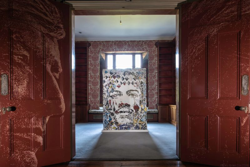 DisCONNECT, A Merge Of Contemporary Arts Featuring Vhils vhils DisCONNECT, A Merge Of Contemporary Arts Featuring Vhils DisCONNECT The New Online Collaboration Project Featuring Vhils 6