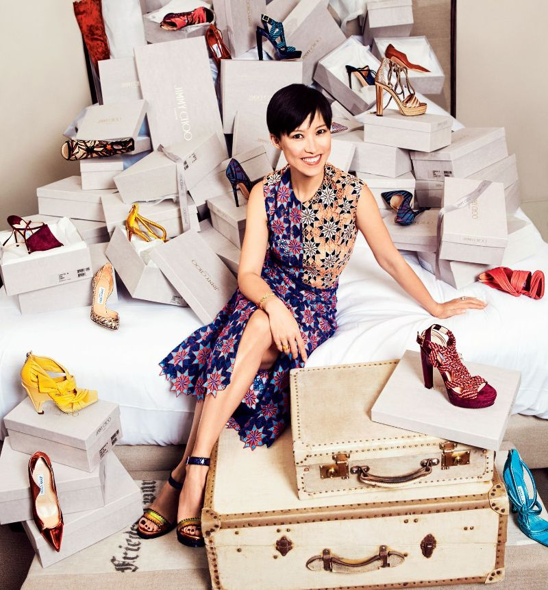 Jimmy Choo - The Perfect Blend Of Fashionable Design And Craftsmanship (11)