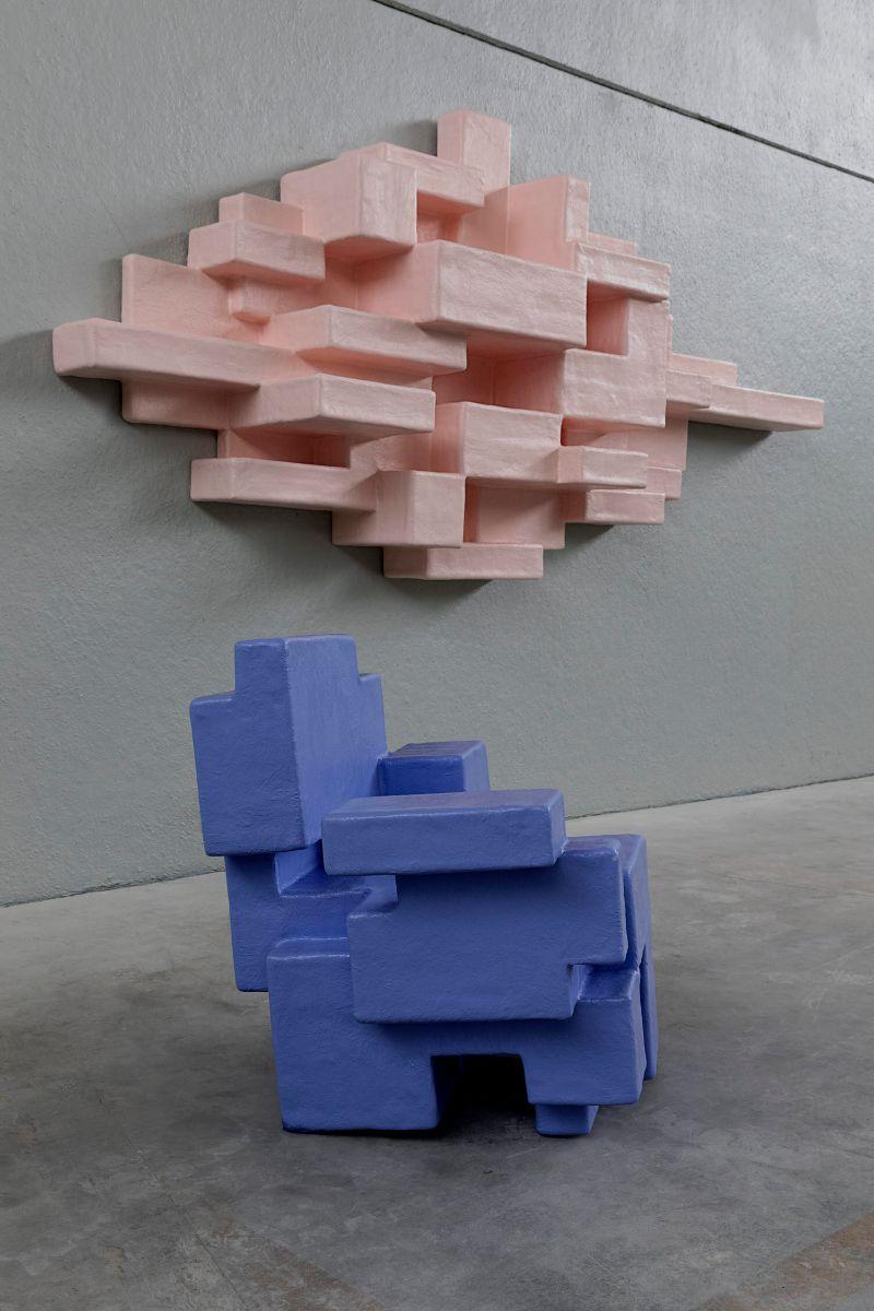 Nilufar Gallery Showcases Studio Nucleo's Colourful Solo Exhibition (4)