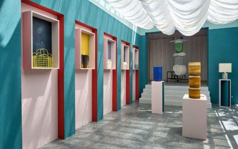 Pierre Yovanovitch's Colourful Boutique For Design Parade Hyères ft pierre yovanovitch Pierre Yovanovitch's Colourful Boutique For Design Parade Hyères Pierre Yovanovitchs Colourful Boutique For Design Parade Hy  res ft 480x300