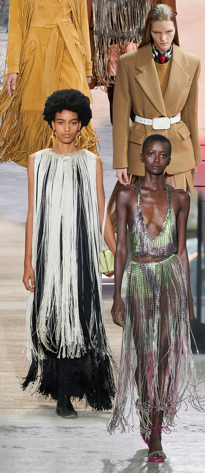 The Hottest And Most Coveted Fashion Trends From The Fall 2020 Runways (20) fashion trend The Hottest And Most Coveted Fashion Trends From The Fall 2020 Runways The Hottest And Most Coveted Fashion Trends From The Fall 2020 Runways 20