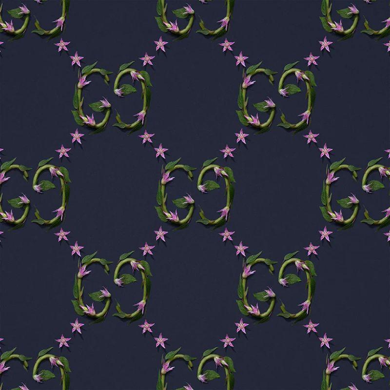 Bright Flower Arrangements Meet Iconic Fashion Brand Patterns (6) fashion brand Bright Flower Arrangements Meet Iconic Fashion Brand Patterns Bright Flower Arrangements Meet Iconic Fashion Brand Patterns 6