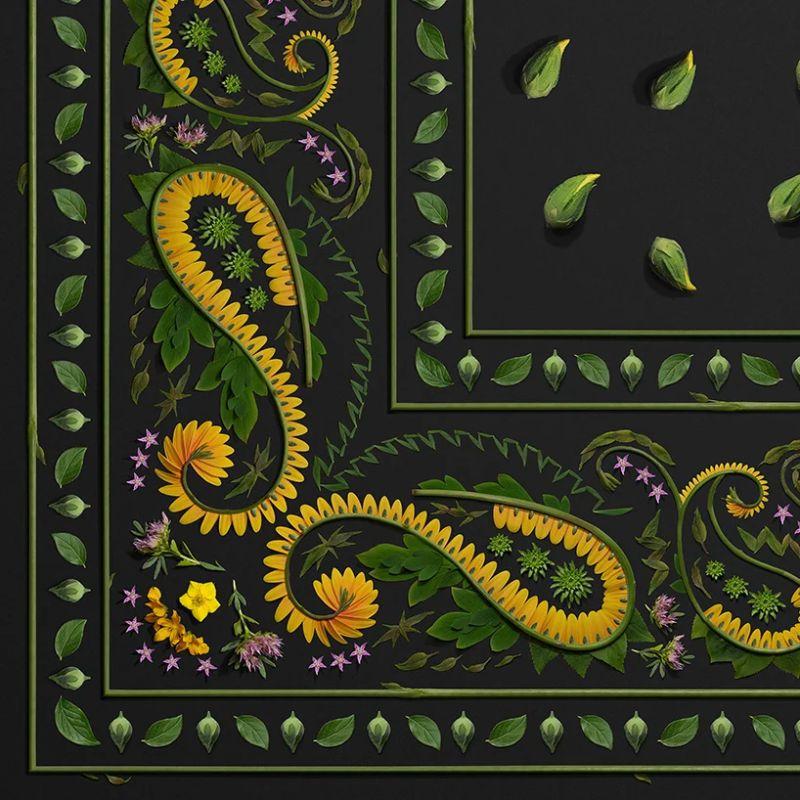 Bright Flower Arrangements Meet Iconic Fashion Brand Patterns (8) fashion brand Bright Flower Arrangements Meet Iconic Fashion Brand Patterns Bright Flower Arrangements Meet Iconic Fashion Brand Patterns 8