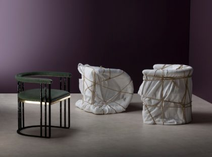 Humbert and Poyet's Metamorphosis Collection for Maison Pouenat humbert and poyet Humbert and Poyet's Metamorphosis Collection for Maison Pouenat Humbert and Poyets Metamorphosis Collection for Maison Pouenat ft 420x311