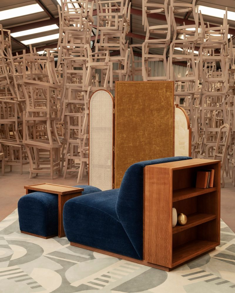 Verso Collection by David/ Nicolas for Pierre Frey Debuts At Paris Design Week david/nicolas Verso Collection by David/ Nicolas for Pierre Frey Debuts At Paris Design Week Verso Collection by David Nicolas for Pierre Frey Debuts At Paris Design Week 7