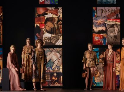 Dior 2021's Collection Uses Contemporary Collage Art As Its Backdrop ft dior Dior 2021's Collection Uses Contemporary Collage Art As Its Backdrop Dior 2021s Collection Uses Contemporary Collage Art As Its Backdrop ft 420x311