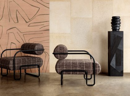 Kelly Wearstler Launches New Furniture and Lighting Collection ft kelly wearstler Kelly Wearstler Launches New Furniture and Lighting Collection Kelly Wearstler Launches New Furniture and Lighting Collection ft 420x311   Kelly Wearstler Launches New Furniture and Lighting Collection ft 420x311