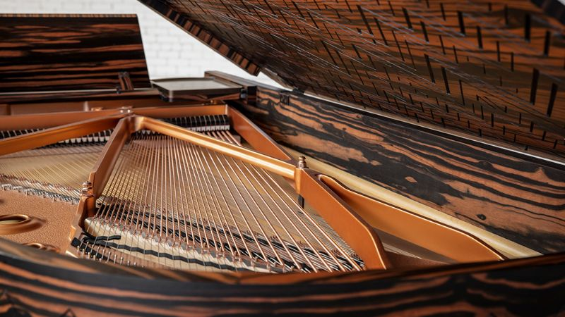 Lenny Kravitz Embedded His Essence Into A Steinway & Sons Piano lenny kravitz Lenny Kravitz Designs A Steinway & Sons Piano With African Influences Lenny Kravitz Embedded His Essence Into A Steinway Sons Piano 6