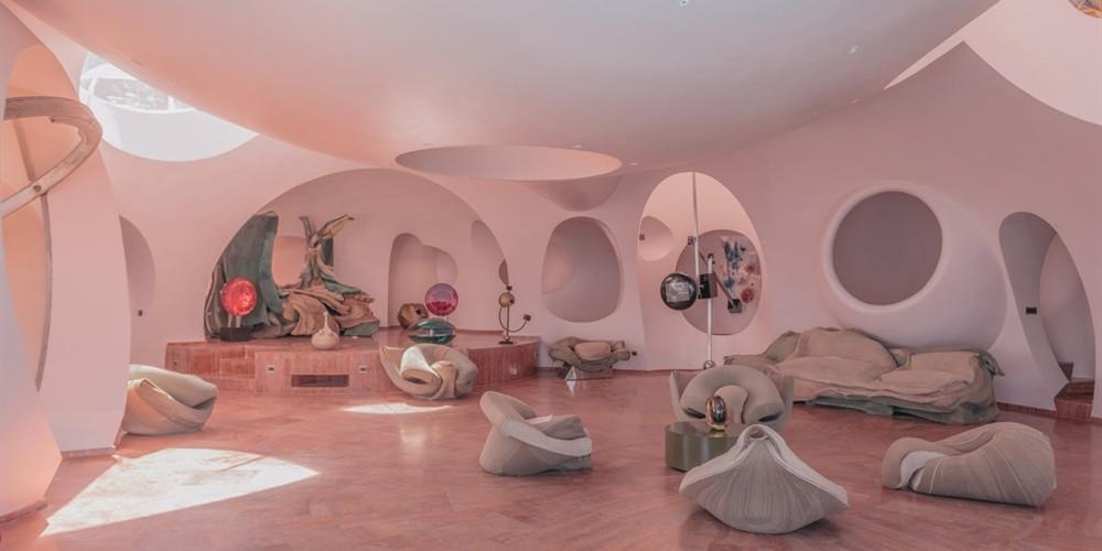 Nomad Exhibitions' _Bubble Palace_, An Architectural Masterpiece In Théoule-Sur-Mer ft