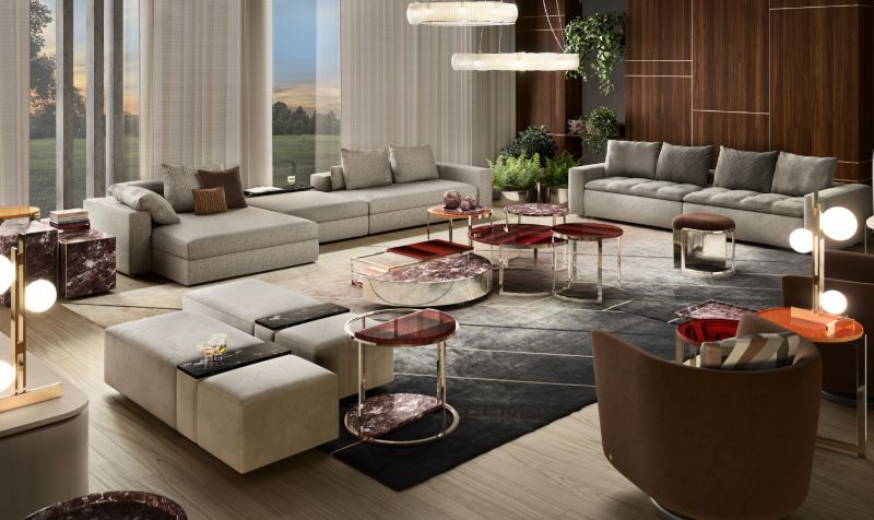 Discover 5 Of The Most Luxury Furniture Brands of Italy luxury furniture brands Discover 5 Of The Most Luxury Furniture Brands of Italy virtual room 1