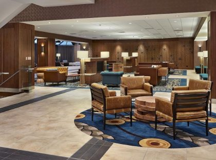 DoubleTree by Hilton, A B+H Architects Project ft