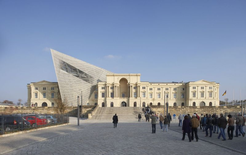 The 15 Most Amazing And Innovative Museum Designs All Over The World museum design The 15 Most Amazing And Innovative Museum Designs All Over The World Bundeswehr Museum of Military History