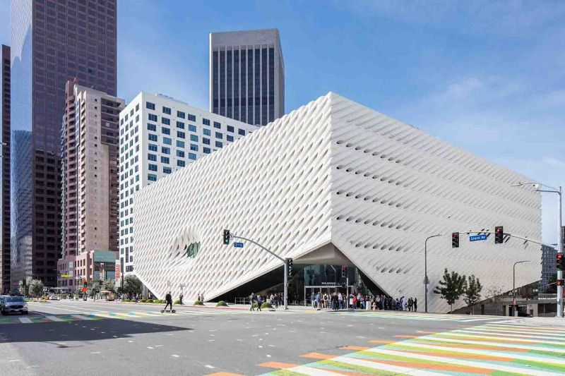 The 15 Most Amazing And Innovative Museum Designs All Over The World museum design The 15 Most Amazing And Innovative Museum Designs All Over The World The Broad Museum
