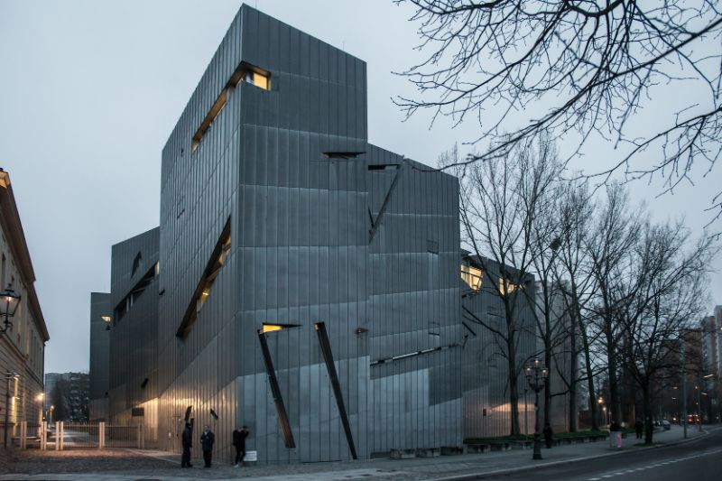 The 15 Most Amazing And Innovative Museum Designs All Over The World museum design The 15 Most Amazing And Innovative Museum Designs All Over The World The Jewish Museum