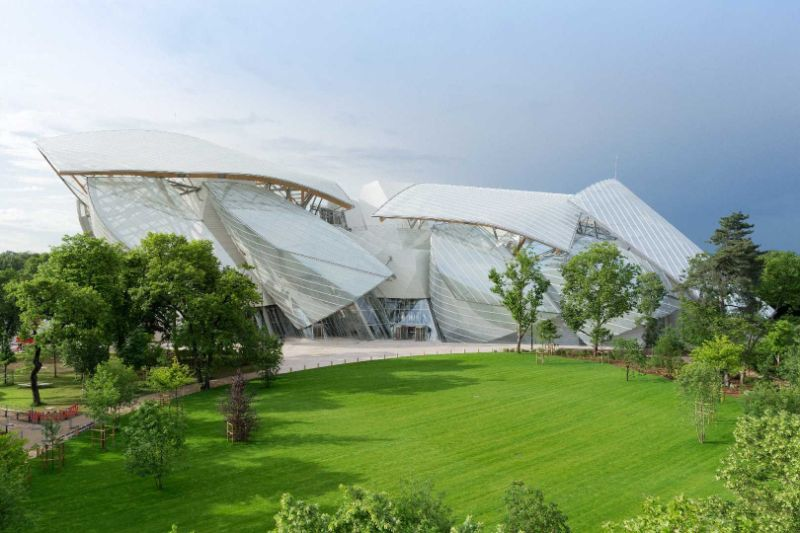 The 15 Most Amazing And Innovative Museum Designs All Over The World museum design The 15 Most Amazing And Innovative Museum Designs All Over The World The Louis Vuitton Foundation