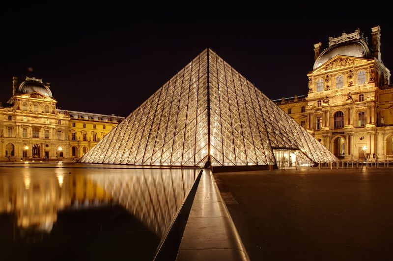 The 15 Most Amazing And Innovative Museum Designs All Over The World museum design The 15 Most Amazing And Innovative Museum Designs All Over The World The Louvre Museum