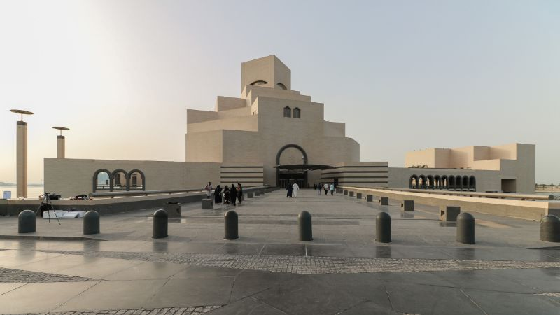The 15 Most Amazing And Innovative Museum Designs All Over The World museum design The 15 Most Amazing And Innovative Museum Designs All Over The World The Museum of Islamic Art