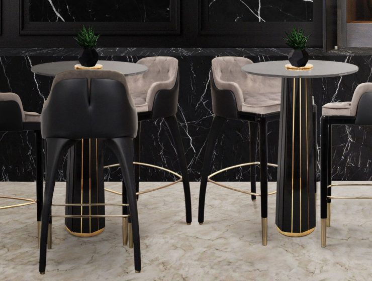 bar tables 20 Furniture Ideas To Complement Your Incredible Private Home Bar feature image 2021 02 23T144933   feature image 2021 02 23T144933