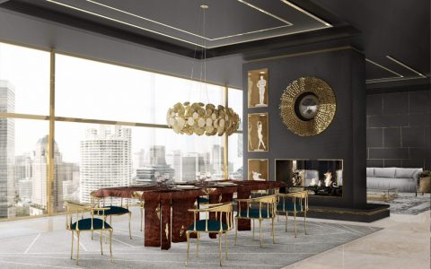 luxury dining rooms Exclusive Furniture And Lighting Design For A Luxury Dining Room n11 chair boca do lobo 01 4200x 1 480x300