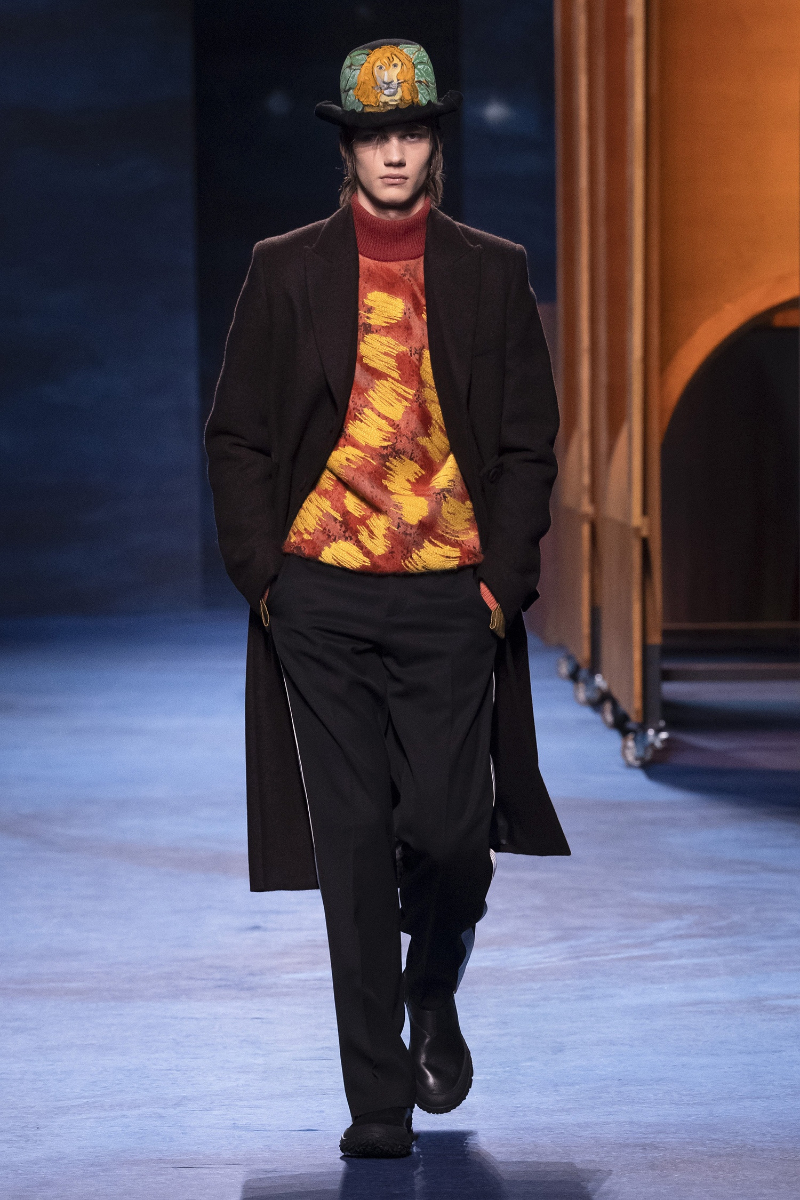 Luxury Menswear Fashion Collections With An Artistic Flair fashion collection Luxury Menswear Fashion Collections With An Artistic Flair 00011 DIOR MENSWEAR FALL 21 1
