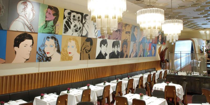 Luxury Restaurants Where Art Is Served-Up luxury restaurant Luxury Restaurants Where Art Is Served-Up 1436801807 hbz casa lever index 1