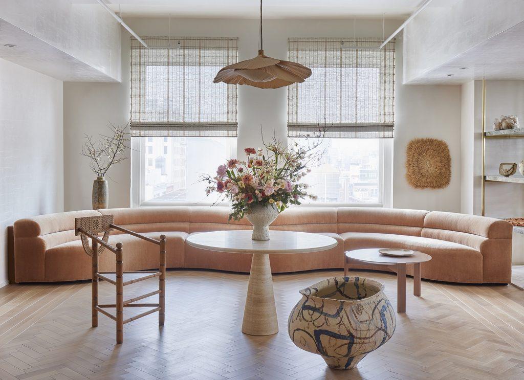 Discover Ulla Johnson's Showroom by Rafael de Cárdenas