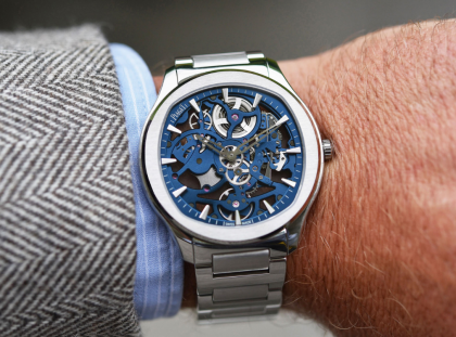 Piaget Reveals New Polo Watch With Skeletonized Movement piaget Piaget Reveals New Polo Watch With Skeletonized Movement FT DLE 2 420x311