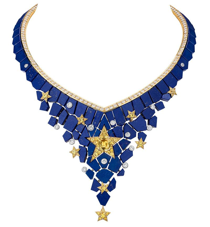Most Fantastic Necklaces at Paris Couture Week paris couture week Most Fantastic Necklaces at Paris Couture Week Most Fantastic Necklaces at Paris Couture Week 4