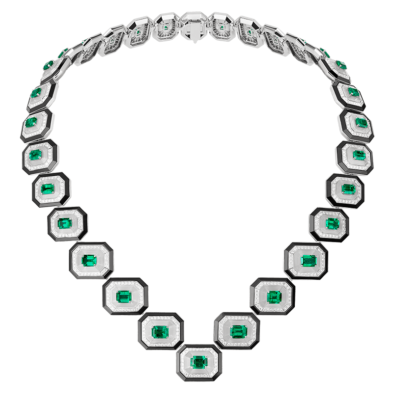 Most Fantastic Necklaces at Paris Couture Week paris couture week Most Fantastic Necklaces at Paris Couture Week Most Fantastic Necklaces at Paris Couture Week 5