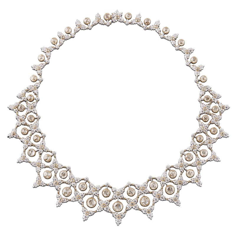 Most Fantastic Necklaces at Paris Couture Week paris couture week Most Fantastic Necklaces at Paris Couture Week Most Fantastic Necklaces at Paris Couture Week 7