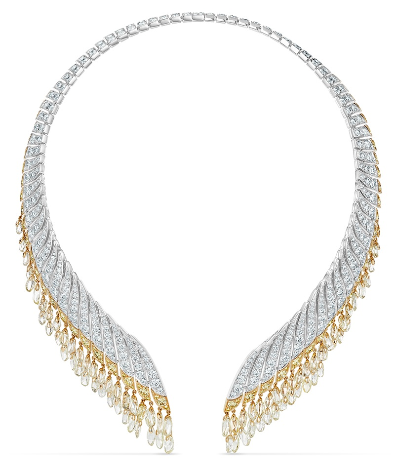 Most Fantastic Necklaces at Paris Couture Week paris couture week Most Fantastic Necklaces at Paris Couture Week Most Fantastic Necklaces at Paris Couture Week 8