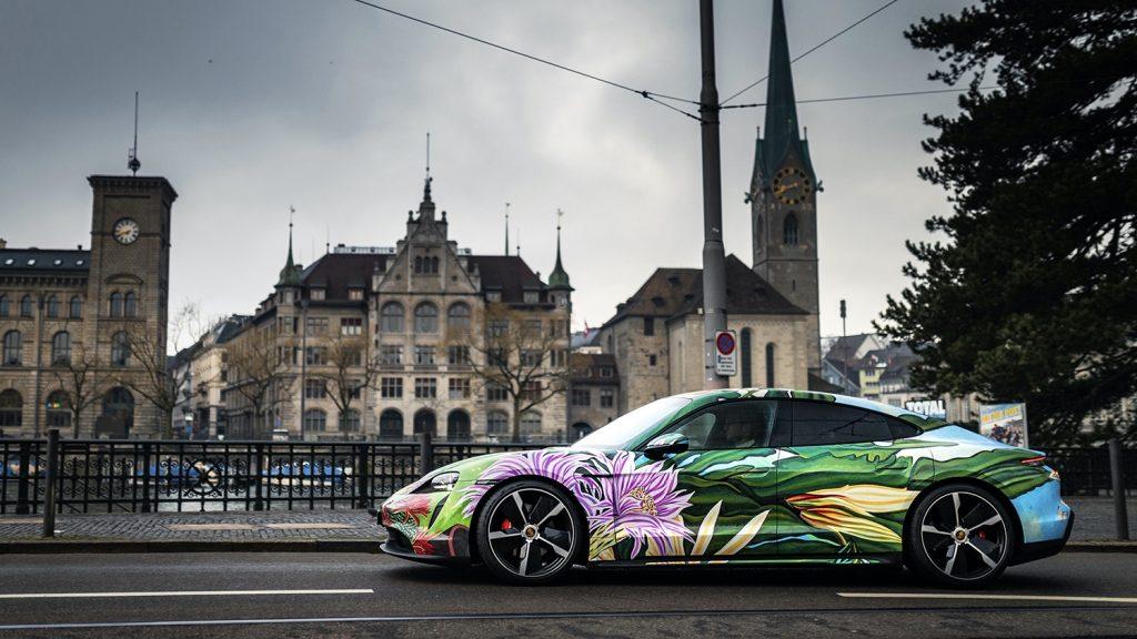 Porsche Striking Art Car by Richard Phillips richard phillips Porsche Striking Art Car by Richard Phillips Porsche Striking Art Car by Richard Phillips 1024x576