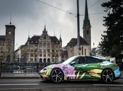 Porsche Striking Art Car by Richard Phillips richard phillips Porsche Striking Art Car by Richard Phillips Porsche Striking Art Car by Richard Phillips 3 420x311