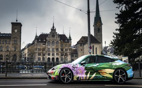 Porsche Striking Art Car by Richard Phillips richard phillips Porsche Striking Art Car by Richard Phillips Porsche Striking Art Car by Richard Phillips 3 480x300