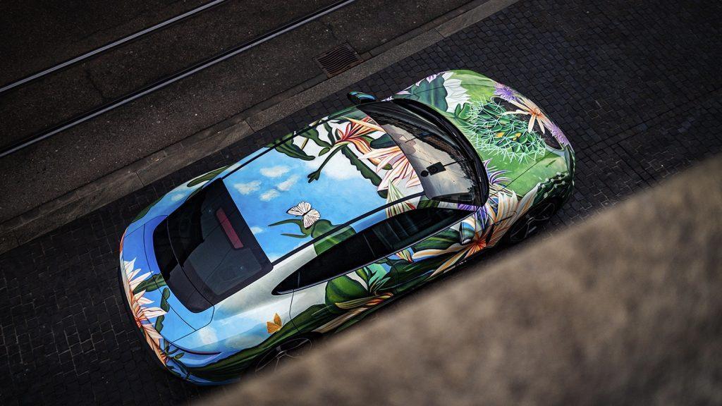 Porsche Striking Art Car by Richard Phillips richard phillips Porsche Striking Art Car by Richard Phillips Porsche Striking Art Car by Richard Phillips 1 1024x576