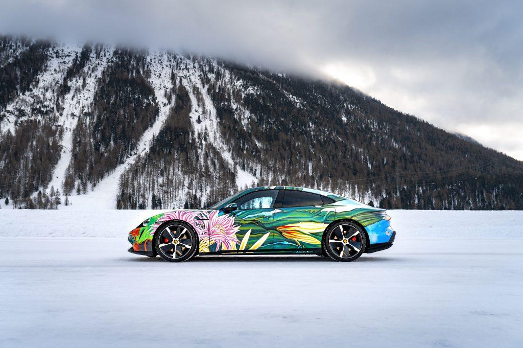 Porsche Striking Art Car by Richard Phillips richard phillips Porsche Striking Art Car by Richard Phillips Porsche Striking Art Car by Richard Phillips 4