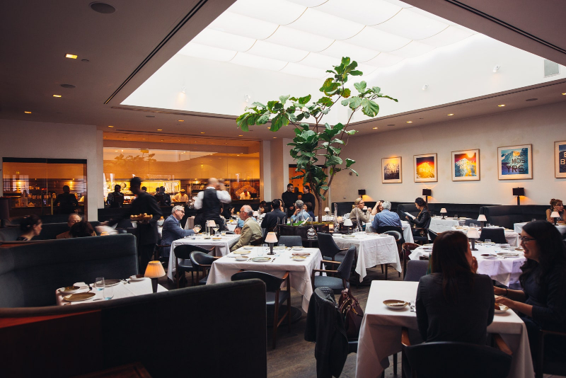 Luxury Restaurants Where Art Is Served-Up luxury restaurant Luxury Restaurants Where Art Is Served-Up Spago 1