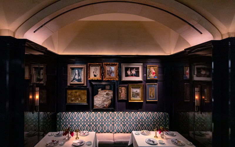 Luxury Restaurants Where Art Is Served-Up luxury restaurant Luxury Restaurants Where Art Is Served-Up atlas 1