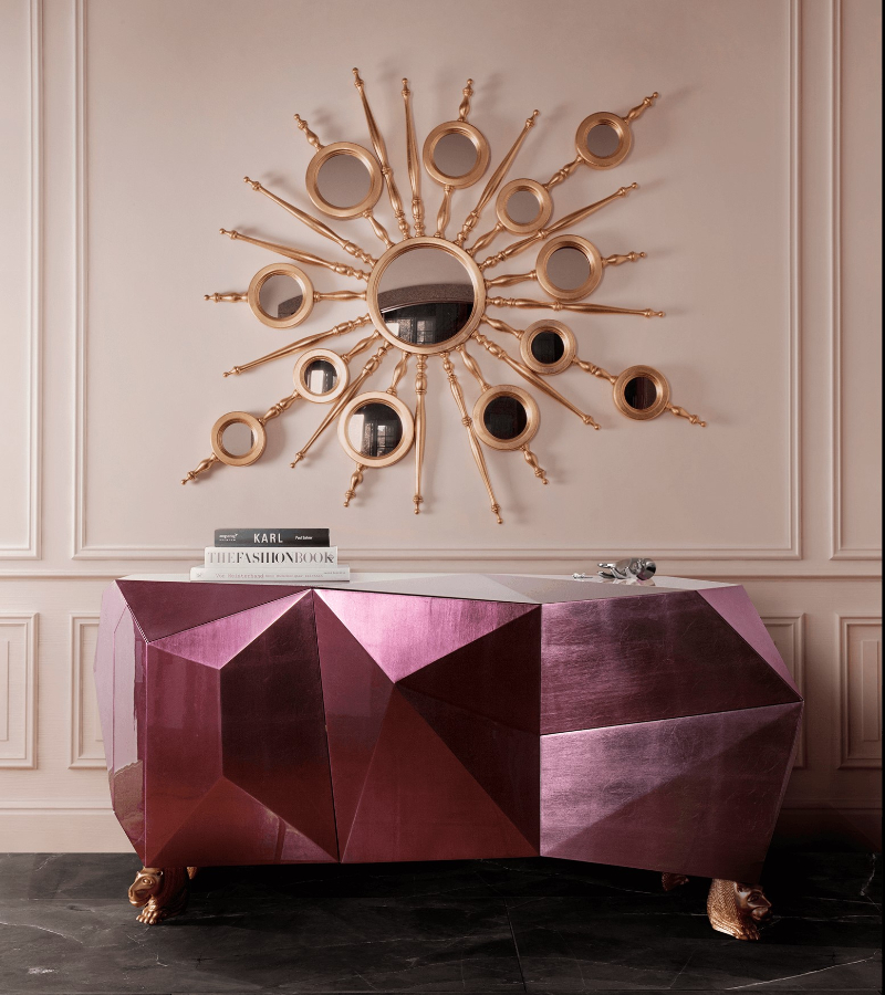 Contemporary Furniture For Collectable Design Lovers contemporary furniture Contemporary Furniture For Collectable Design Lovers diamond amethyst sideboard 04 zoom boca do lobo