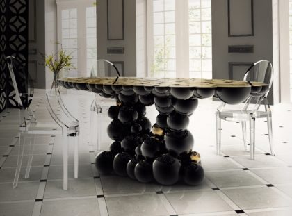 25 Modern Dining Tables For A Contemporary Room