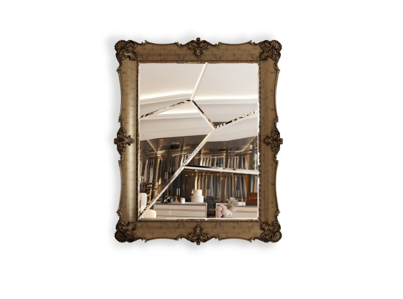 Contemporary Furniture For Collectable Design Lovers contemporary furniture Contemporary Furniture For Collectable Design Lovers frame mirror