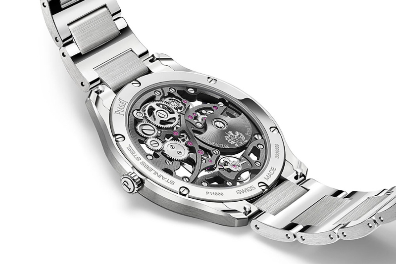 Piaget Reveals New Polo Watch With Skeletonized Movement piaget Piaget Reveals New Polo Watch With Skeletonized Movement https   hypebeast